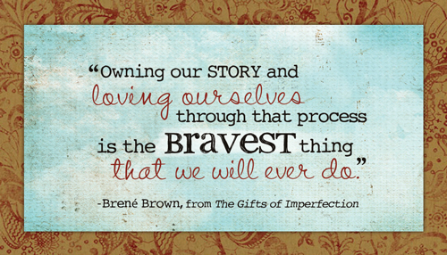 My Creative Life: an interview with Brene Brown | SusannahConway.com