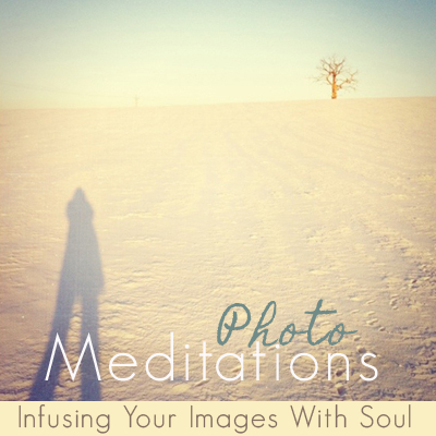 Photo Meditataions, photography ecourse