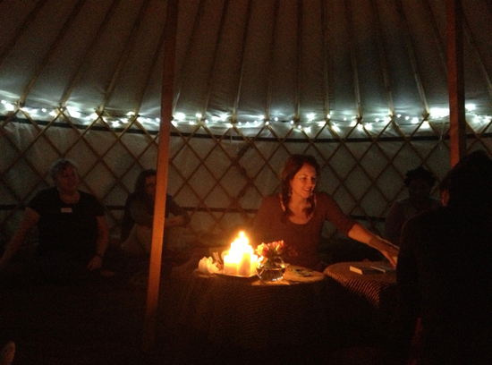 yurt magic | SusannahConway.com
