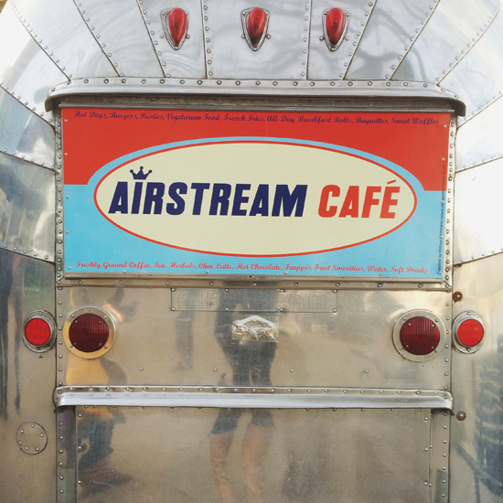 Airstream cafe | SusannahConway.com