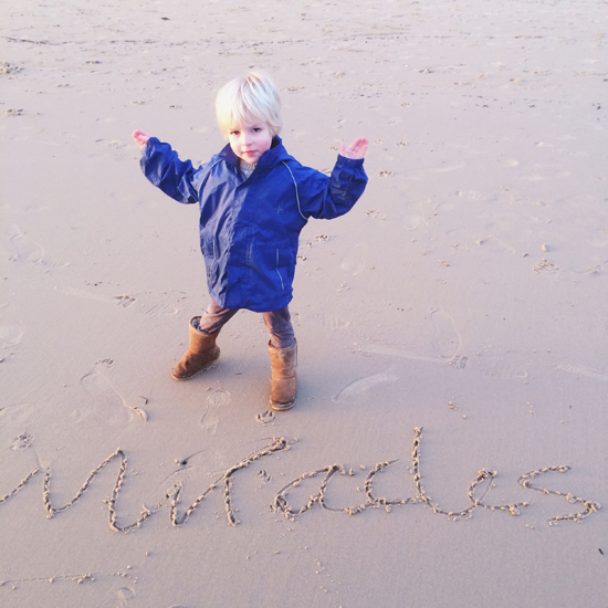 MIracles on the beach