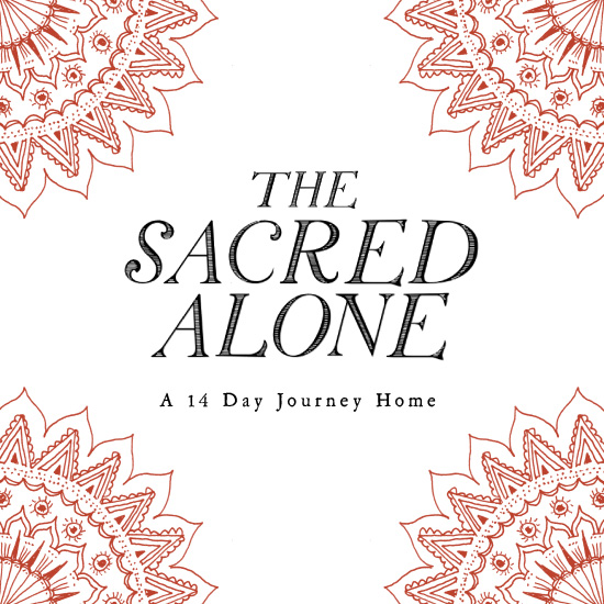 The Sacred Alone | SusannahConway.com