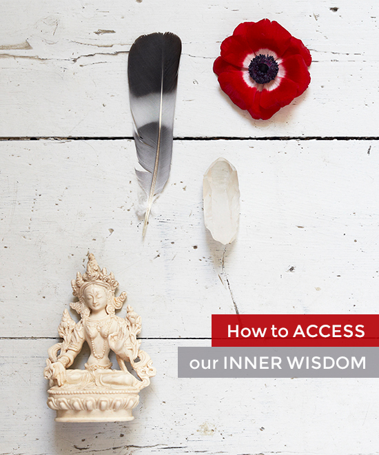 How to access our inner wisdom | SusannahConway.com