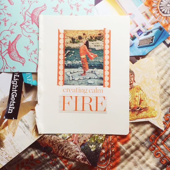 creating calm fire | SusannahConway.com