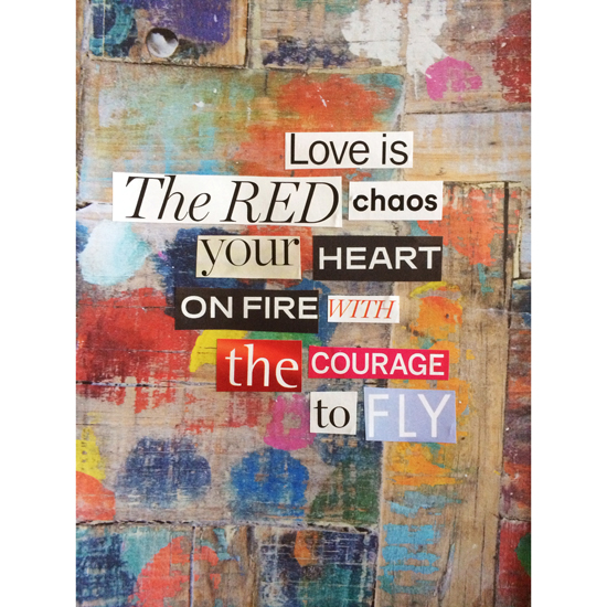 red chaos | SusannahConway.com