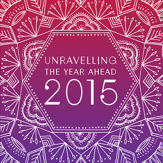 Here it is! The Unravelling the Year Ahead workbook, calendar + a free course to help you find your word for 2015! | SusannahConway.com
