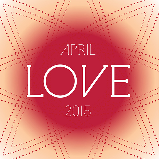 the April Love photo challenge | SusannahConway.com