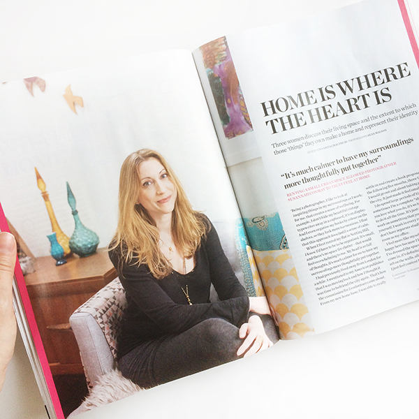 Susannah Conway in the May 2016 issue of Psychologies magazine | SusannahConway.com