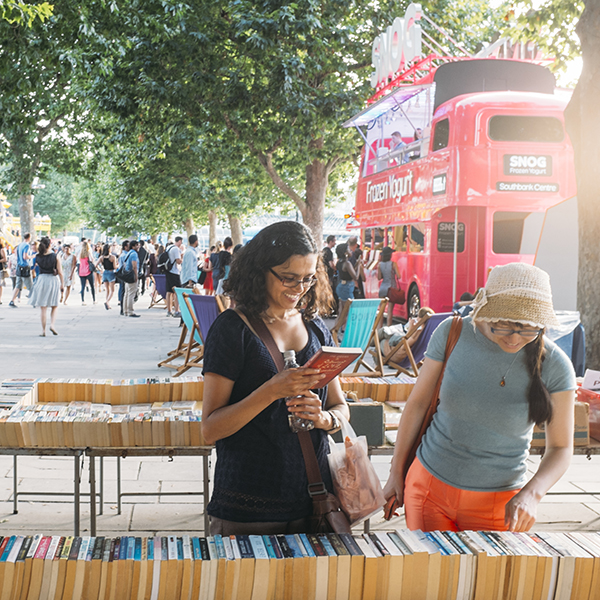 A shot of the South bank from Londontown by Susannah Conway | SusannahConway.com